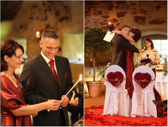 Hochzeit feiern Burg Staufeneck