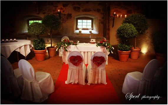 Heiraten Burg Staufeneck