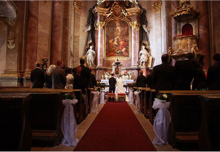 Hochzeitsfotograf Schlosskirche Ludwigsburg