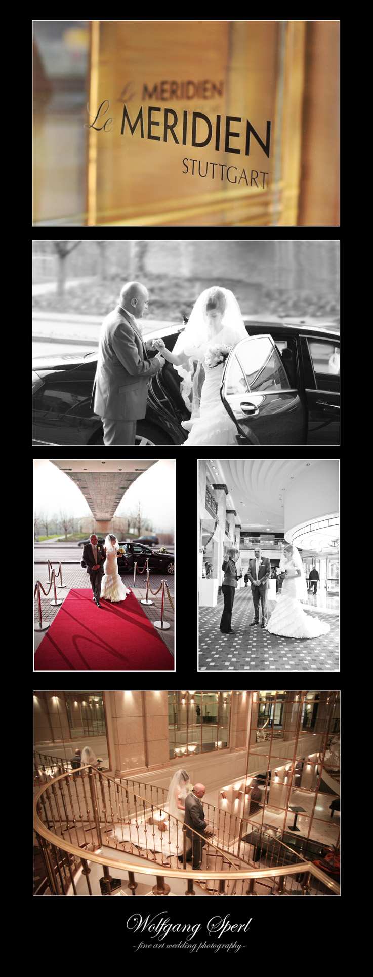 Hochzeit Le Méridien
