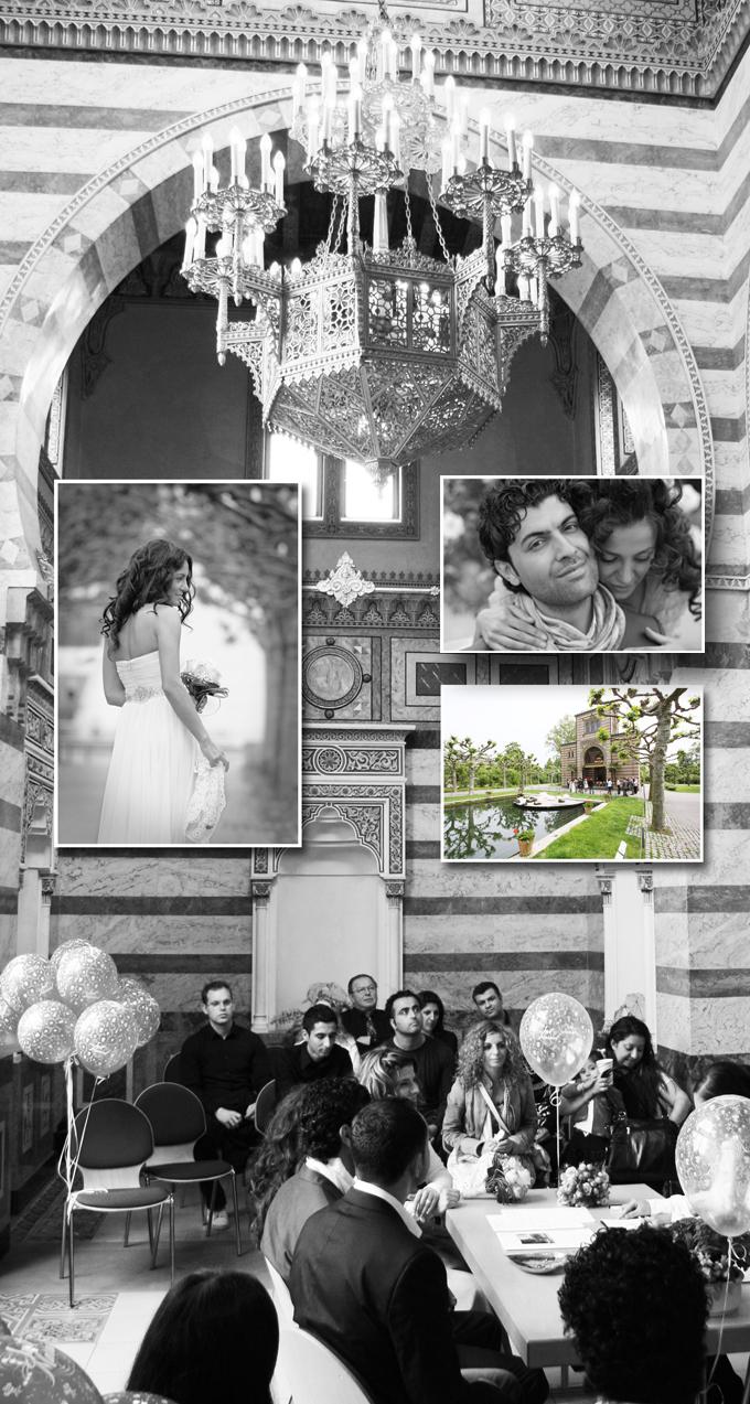 Hochzeit Bad Cannstatt Wilhelma Fotograf