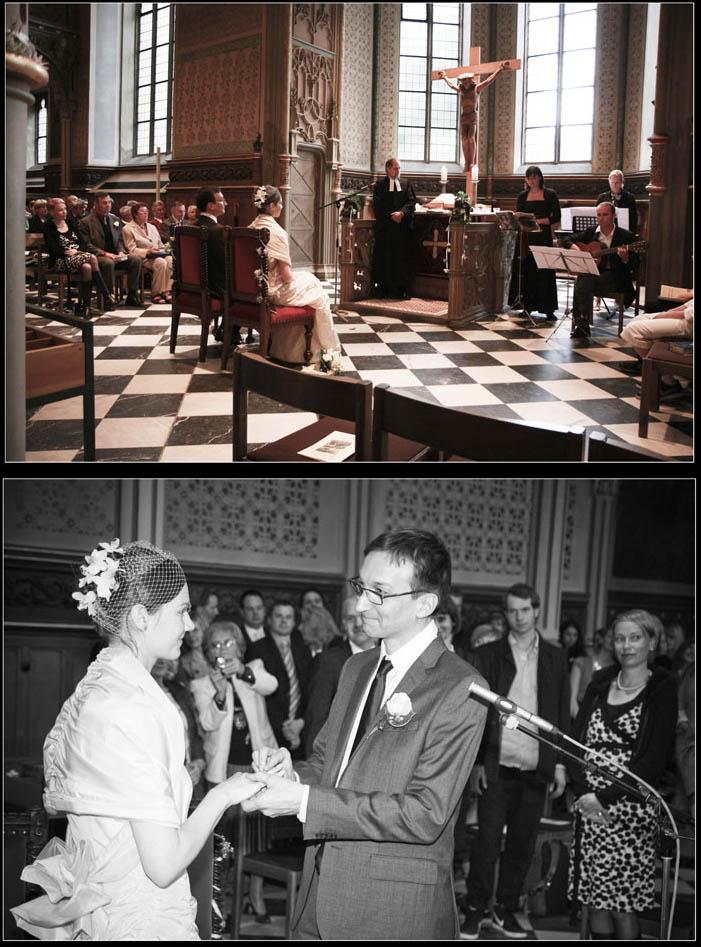 Hochzeitszeremonie Altes Schloss