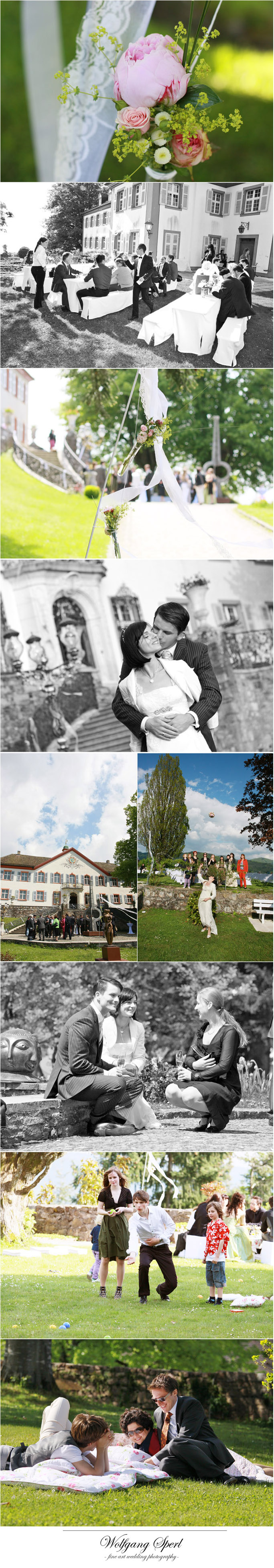 Fotograf Hochzeit Schloss Buergeln Freiburg