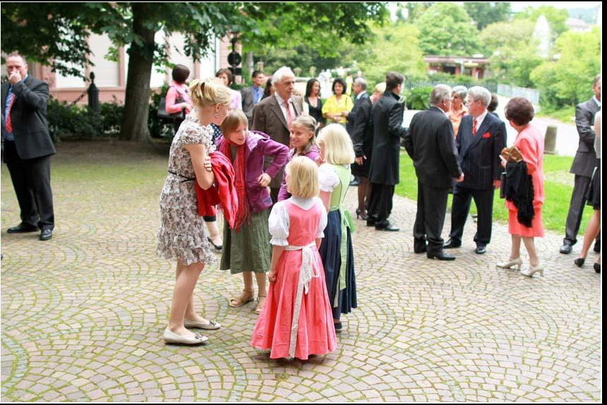 Hochzeit Augustakirche Baden-Baden