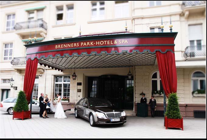 Hochzeit Brenners-Parkhotel Baden-Baden