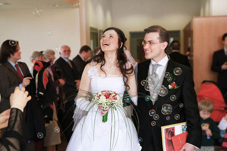 Hochzeit Kursaal Bad Cannstatt