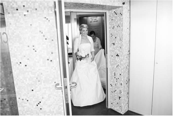 Hochzeit auf dem Fernsehturm