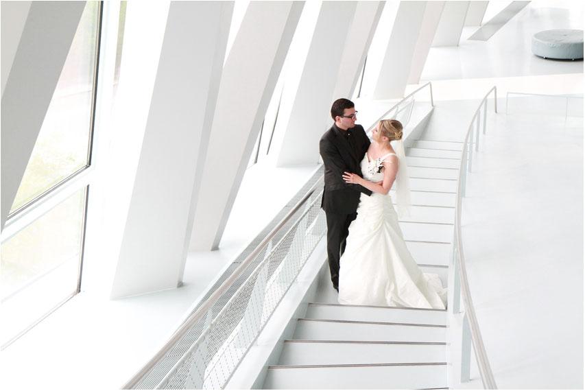 Heiraten im Mercedes Benz Museum