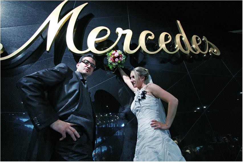 Hochzeit Casino Mercedes Benz Museum