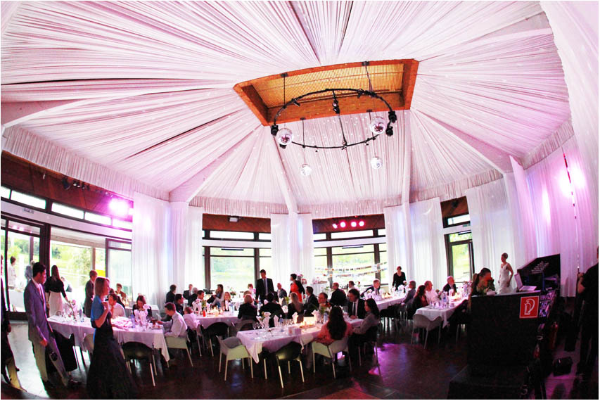 Heiraten im Nil Cafe am See Stuttgart