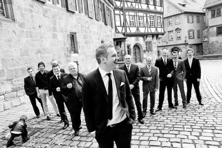 Moderne Hochzeitsfotos Esslingen