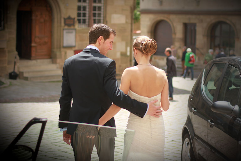 Heiraten in der Beletage Esslingen