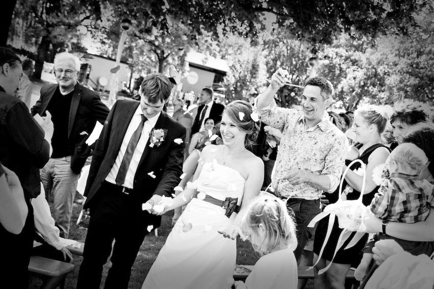 Hochzeit auf dem sonnenhof
