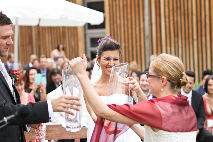 Hochzeit Weingut Steinbachhof Trauung