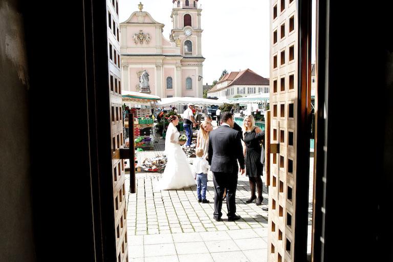 Trauung Heilige Dreieinigkeit Ludwigsburg
