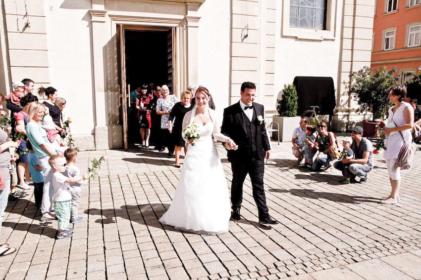 Hochzeit Kirche Heilige Dreieinigkeit Ludwigsburg-24