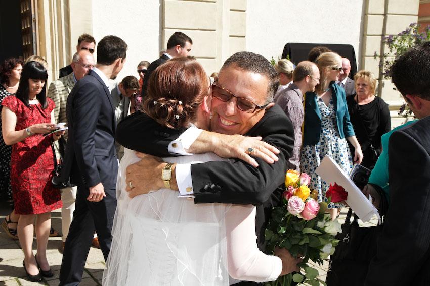 Hochzeit Kirche Heilige Dreieinigkeit Ludwigsburg-27
