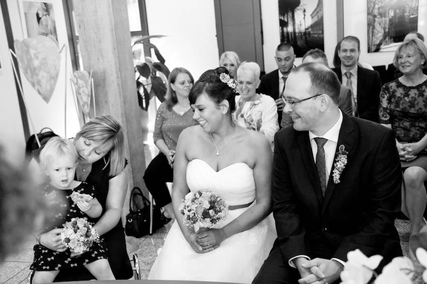 Hochzeit im Standesamt Bad Cannstatt