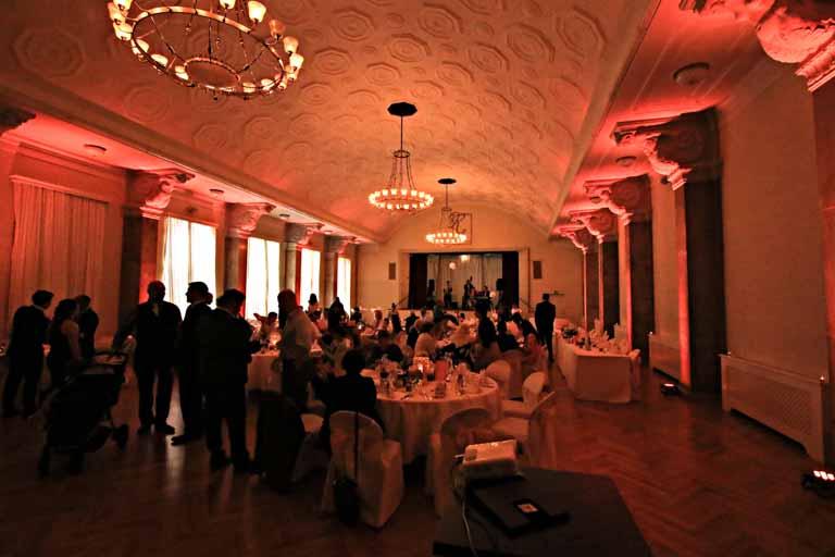 Hochzeit Ratskeller Ludwigsburg