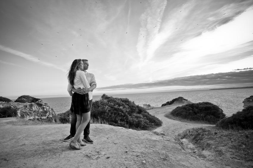 Algarve Hochzeit Verlobung
