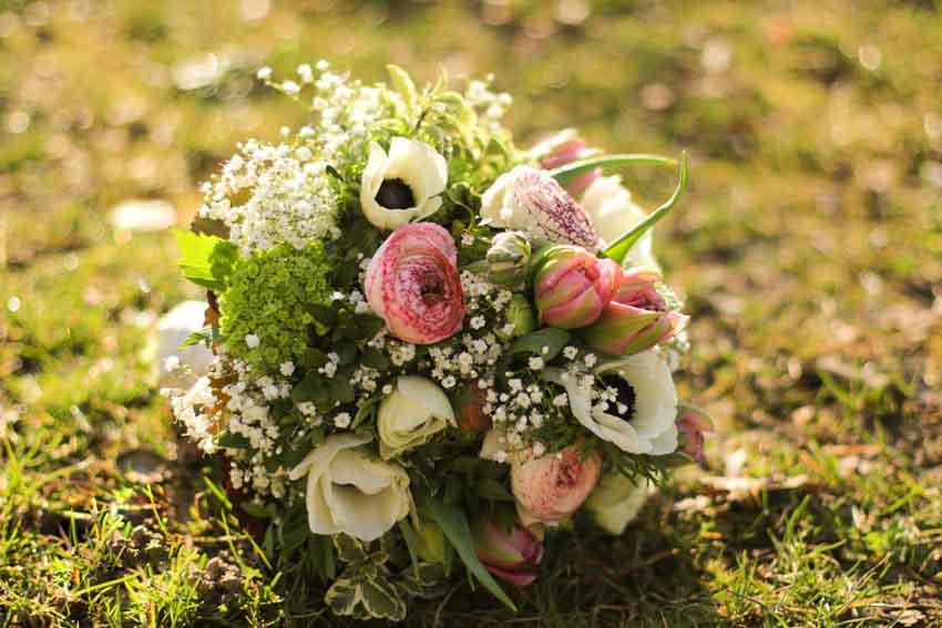 Hochzeitsstrauss